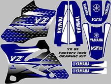 Yamaha YZ 85 factory style kit 2002 - 2014 FREE UK POSTAGE