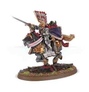 Warhammer Fantasy Imperio Heroe Kurt Helborg-Empire Hero Kurt Helborg.