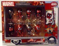 Marvel Original Minis Series 1 Deadpool's Chimichangas 8-Pack Exclusive New MISB