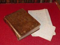 RARE RECUEIL 33 ORDONNANCES REGLEMENTS DECRET MARINE ROYALE 1786 1824 DuBouchage