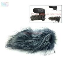 Outdoor Furry Cover Windscreen Windshield For RODE Videomic Pro Microphone