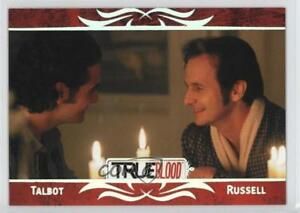 2013 Rittenhouse True Blood: Archives Relationships Talbot Russell #R11 0f8