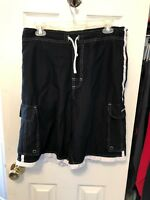 Beverly Hills Polo Club Shorts Size Large Black