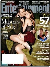 Entertainment Weekly #1315 - 2014, June 13 - Inside Masters of Sex, Hot Shows!