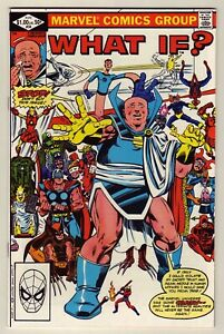 What If #34 - August 1982 Marvel - Watcher were a Stand-Up Comedian?  - NM (9.6)