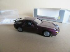 1L NZG Modèle 2620 RFA Allemagne Porsche 928S Violet 1:43