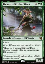 Dwynen, Gilt-Leaf Daen | NM/M | Elves vs. Inventors | Magic MTG