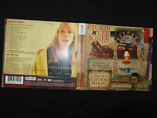COFFRET CD+DVD RICKIE LEE JONE / THE SERMON ON EXPOSITION BLD / LIMITED EDITION