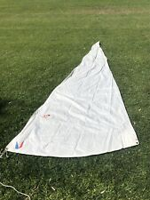 White jib sail - From A Hobie 16 (Not Made By hobie)