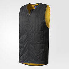 nwt~Adidas ST SHADOW TONES QUILTED VEST-Jacket LIGHT PADDED Waist coat~Mens sz L
