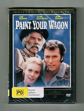 Paint Your Wagon Dvd Clint Eastwood - Brand New & Sealed