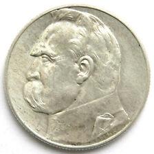 5 Złotych 1938, Polen
