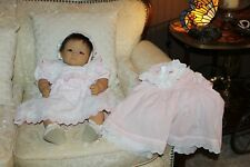 Taki Beautiful Baby Annette Himstedt 1990/1991 Coa And Box 2 Outfits