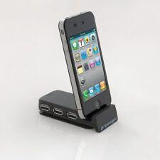Kensington 3 Port USB Et Synchronisation Poche Hub Pour IPHONE