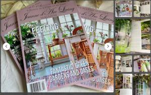 Jeanne D'Arc Living Magazine 4th Issue 2021, Home & Garden Inspiration, Brocante
