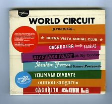 2 CDs (NEW) WORLD CIRCUIT PRESENTS (VARIOUS)