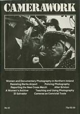 Camerawork Magazine Issue 22