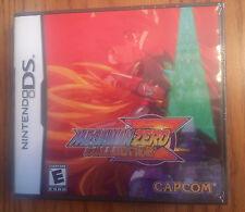 MEGA MAN ZERO COLLECTION (Nintendo DS)  NEW