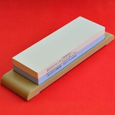 Japan waterstone dual whetstone sharpen duo #1000/3000 SUEHIRO SKG-27 TOISHI