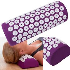 Medical Yoga Waist And Neck Body Massage Pillow Device Pain Relief Health Care