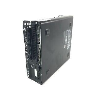 HP ProDesk 600 G3 SFF PC i5-7500 CPU 3.40GHz 8GB DDR4 500GB HDD - No Casing