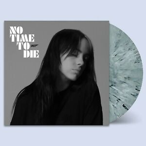 "Billie Eilish - No Time To Die -Limited Edition 7"" Smoke Vinyl Single - In Stock"