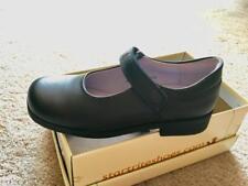 Start-rite SAMBA  Girls School Shoe Size 11D black SLIM FIT At Sale Price