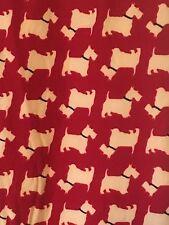 NEW LuLaRoe Red Dog Scottie Westie Leggings OS One Size - Cute Unicorn!