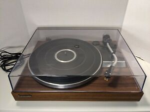 Vintage Panasonic Automatic Turntable Record Player RD-3500 Super Clean Working