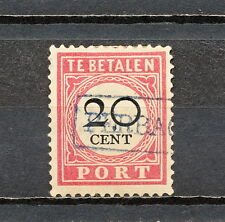 NNBM 371 NETHERLANDS INDIES DUE 1892 USED TYPE 1
