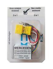 Bypass Seat Occupancy Mat Sensor Emulator For Mercedes A W169 B W245 3 wired mat
