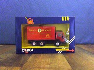 "Corgi 1190/1 Ford Cargo Box Van ""ARNOTT'S BISCUITS"""