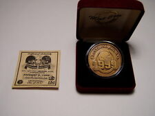 Cleveland Browns 1999 Hall of Fame Medallion Coin