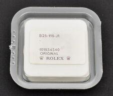 Rolex original crystal 25 116 for vintage Explorer II code 1655 FRECCIONE, New