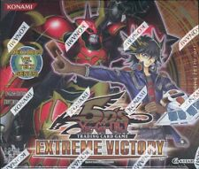 YUGIOH EXTREME VICTORY BOOSTER 12 BOX CASE BLOWOUT CARDS