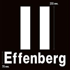 Effenberg 11. Bayern Munich Home football shirt 1997 - 1999 FLOCK NAMESET