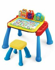 Used vtech touch and learn activity desk deluxe