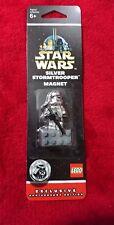 "LEGO Star Wars ""SILVER STORMTROOPER"" Ultra Rare Exclusive Anniversary Collectors"