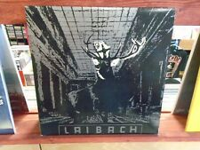 LAIBACH Nova Akropola LP 1989 Wax Trax Records EX Industrial Electronic