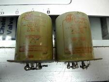2 PIECES MADE IN USA UTC MMQ-40 40H CHOKE