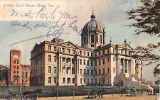 1907 Court House Waco TX post card