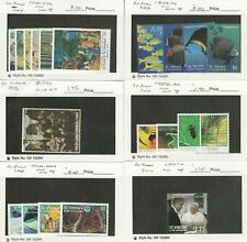 St. Vincent, Postage Stamp, #2137//3945a Mint NH, 1994-2014, JFZ