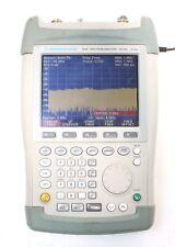 Rohde and Schwarz FSH6 100kHz - 6GHz Spectrum Analyzer 1145.5850.62