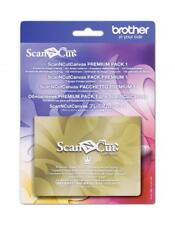 Brother ScanNCut Scan N Cut CACVPPAC1 Canvas Premium Pack 1 Activation Card