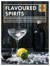 Haynes Flavoured Spirits Manual Book Cocktails Infusions Botanicals 30 Recipes