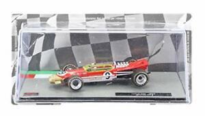 Deagostini Diecast 1:43 F1 Scale Model - Graham Hill F1 Lotus 49B Race Car 1968