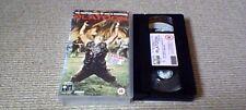 PLATOON COLUMBIA TRISTAR UK PAL VHS VIDEO 1992 UNCUT 115m Charlie Sheen Vietnam