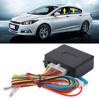 12V Universal Auto Power Window Roll Up Closer Module for 4 Door Cars V YWB