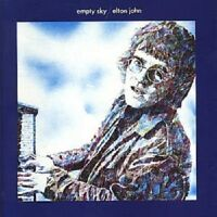 ELTON JOHN 'EMPTY SKY' CD NEW!