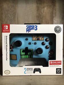 Nintendo Switch Super Mario Bros 3 Enhanced Wireless Controller